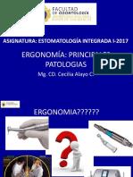 Ergonomía. Patologías