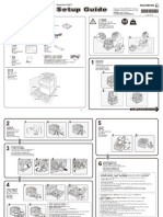 Fujixerox DocuCentre S2011 Setup Guide