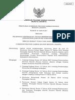 Pergub No.141_ttg Pelimpahan Kewenangan Urusan Pemerintahan Kepada Kota Admnistrasi_kab Administasi