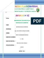 Imforme Practica Microbiologia Nº2