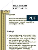 2 HIPEREMESIS GRAVIDARUM