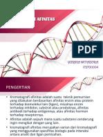 PPT-Kromatografi Afinitas