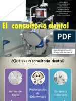 El consultorio dental