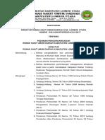Kebijakan Pengorganisasian Rs