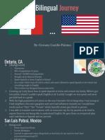 my bilingual journey