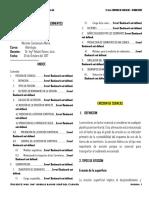 RESUMEN EJECUTIVO Erosion de Cuencas y Sedimentacion[1]