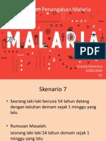 PPT Blok 12 Malaria 2017