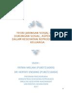 Aspek Sosial Dalam Kesehatan Reproduksi Dan Keluarga