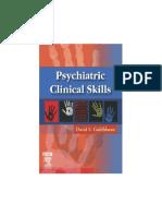 Psychiatric Clinical Skills Goldbloom Adrian