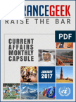 Current Affairs January 2017 PDF Download by ENTRANCEGEEK