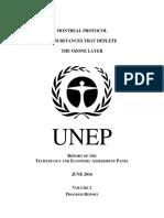 TEAP Progress Report June2016