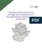 INUNCAEX_Plan de Inundaciones de Extremadura
