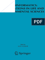 M. H. Fulekar Bioinformatics Applications in Life and Environmental Sciences