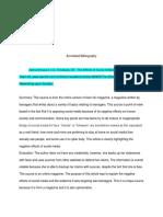 annotated bibliography final copy brandon sohn