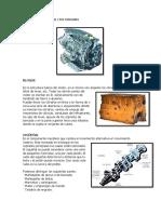 Partes Del Motor Diesel y Sus Funciones