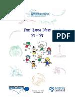 P1-7 Multi Activity Booklet