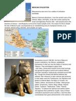 Mexican Civilization