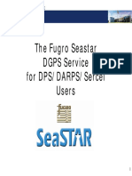 5c. Fugro Seastar Description