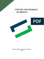 REGULACIÓN DEL TELETRABAJO EN MÉXICO