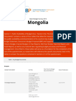 OBS2015 Questionnaire Mongolia