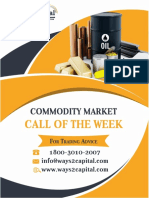 Commodity Research Report 11 December 2017 Ways2Capital