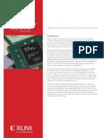 Sdsoc Development Environment Backgrounder