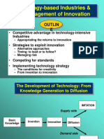 Technology Based Industries and the Management of Innovation.ppt