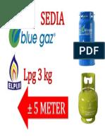 SEDIA GAS2