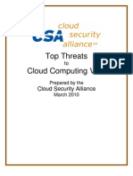 Cloud Computing Top Ten Threats_Cloud Security Alliance_Mar2010