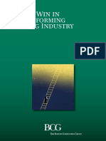 BCG How to Win in a Transforming Lighting Industry Nov 2015