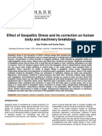Environics Paper on Geopathic Stres