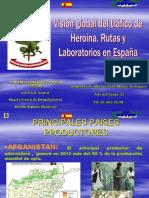 Madrid Heroina 2017 DROGAS