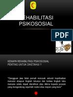 Prpoposal Penyuluhan Rehabilitasi Pskososial