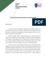 A ludicidade no ensino de matemática na educação infantil I.pdf