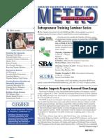 METRO Business Journal - September 2010