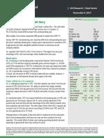 International Steel Growth Story