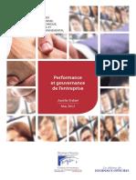 2013 13 Performance Gouvernance Entreprise