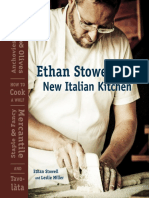Recipes from Ethan Stowell's New Italian Kitchen by Ethan Stowell and Leslie Miller