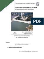 Reporte de La Hidroelectrica(1)