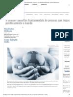 9 Comportamentos Fundamentais de Pessoas Que Impactam Positivamente o Mundo _ HypeScience