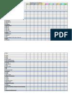 Windshield Survey Tool Tabulation