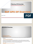 Sap Apo Dp Overview