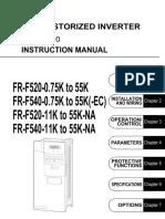 f500 0.75kv