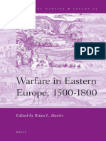 (History of Warfare 72) Brian J. Davies-Warfare in Eastern Europe, 1500-1800-Brill Academic Pub (2012)