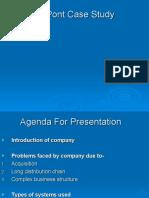 DuPont Case Study