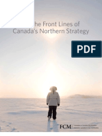 FCM report on Arctic infrastructure