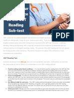 Oet Reading (1)