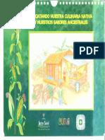 Rescatando Nuestra Culinaria Nativa y Nuestros Sabores Ancestrales