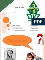 Bilangan Avogadro ppt