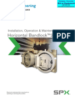 IOM Horizontal Bandlock 2 Closure - Manual